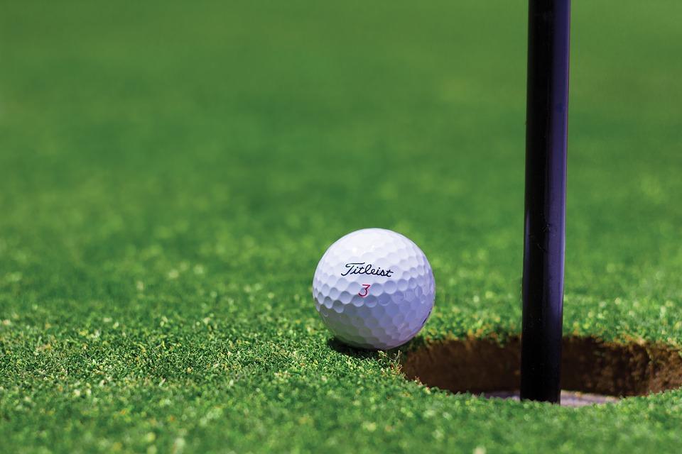 Golf vecka
